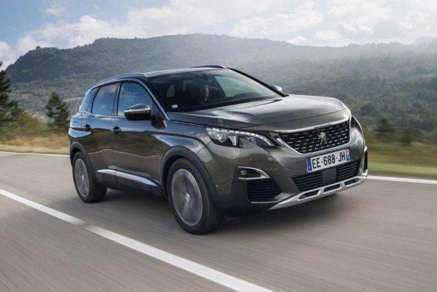 Peugeot 3008 [2017]