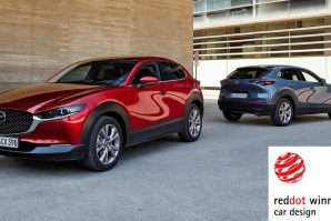 "Mazda CX-30 i MX-30 osvojile nagradu ""Red Dot"""
