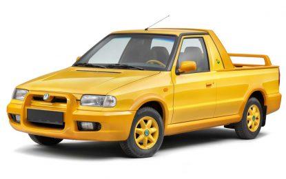 Škoda Felicia Fun – subkompaktni pick-up za slobodno vrijeme [Galerija i Video]