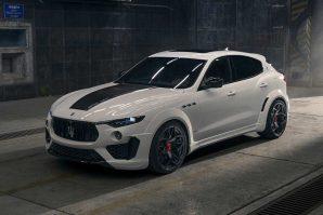 Novitec Maserati Levante Esteso V2 – kompletan tunerski program [Galerija i Video]