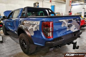 RGMotorsport Ford Ranger Raptor sa 244 KS