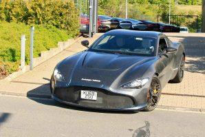 Aston Martin DBS Zagato – konačno prototip [Galerija]