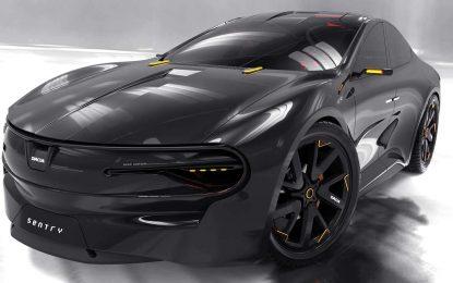 Dacia Sentry – dizajnerska studija, kao električni nasljednik Dacije 1300 [Galerija]