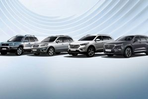 Hyundai Santa Fe – 20 godina tržišnog prisustva [Galerija]