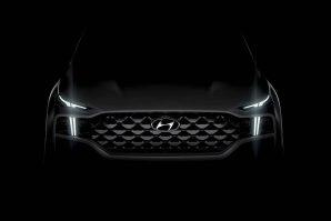Prvi zvanični teaseri redizajniranog Hyundai Santa Fea