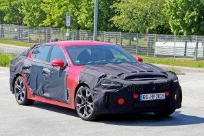 Kia Stinger – završni testovi na evropskim cestama