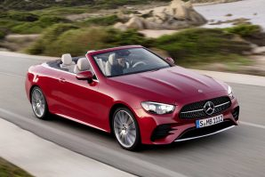 Mercedes-Benz E-Class Coupe i Cabriolet – sveobuhvatna poboljšanja [Galerija i Video]