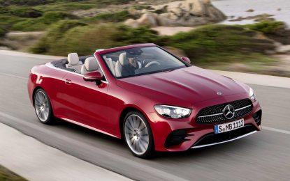Mercedes-Benz E-Class Coupe i Cabriolet – sveobuhvatna poboljšanja [Galerija i Video]