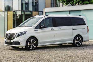 Mercedes-Benz EQV – početak prodaje