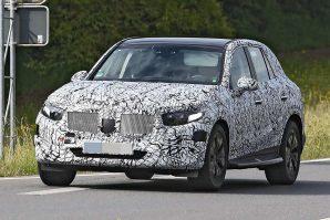 Nova generacija Mercedes-Benza GLC isključivo s elektrificiranim pogonom?