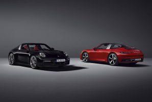 Porsche 911 Targa 4 i Targa 4S – moderna reinterpretacija Targe [Galerija i Video]