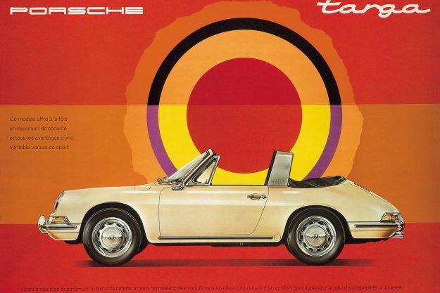 Porsche 911 2.0 Targa [MY 1967]
