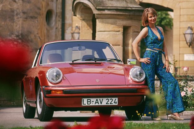 Porsche Type 911 2.7 Targa [MY 1974]
