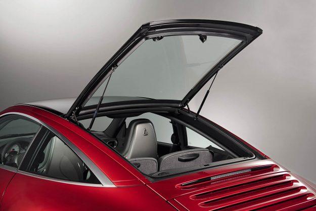 Porsche 911 Targa 4S [MY 2009]