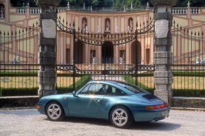 Porsche 911 Targa 3.6 Coupe [MY 1996]