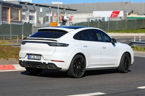 Porsche Cayenne Coupe GTS – hoće li napasti na rekord Nürburgringa?