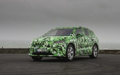 Škoda Enyaq iV – iskorak u elektromobilnost [Galerija]