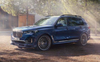 Još snažniji i luksuzniji X7 – BMW Alpina XB7 AWD [Galerija i Video]
