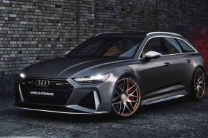 "Audi RS6 C8 ""@TenTension"" by Wheelsandmore – Kuda dalje? [Galerija]"