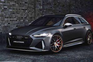 """Audi RS6 C8 """"@TenTension"""" by Wheelsandmore – Kuda dalje? [Galerija]"""