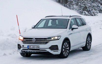 Volkswagen Touareg GTE – pripitomljeni Touareg R