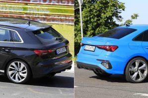 Stižu i dvije ljuće varijante Audija A3 – S3 Sportback i S3 Sedan [Galerija]