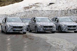 Snimljena cijela flota maskiranih BMW-a Serije 2 Active Tourer [Galerija]