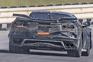 Chevrolet Corvette C8 Z06 dolazi počekom naredne godine