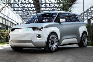 Još jedna nagrada za dizajn za koncept Fiat Centoventi [Galerija]