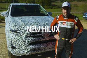 Još jedan facelift za nesalomivi pick-up Toyota Hilux [Video]