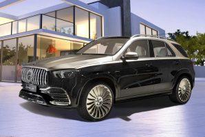 Nedostatak Mercedes-Maybacha GLE, nadopunjuje jedinstveni i luksuzni Hofele HGLE [Galerija]