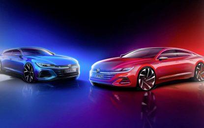 Volkswagen će 24. juna uz redizajnirani Arteon Gran Turismo online premijerno predstaviti i Arteon Shooting Brake