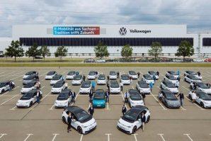 Flotna isporuka 150 primjeraka električnog Volkswagena ID.3 radi optimizacije