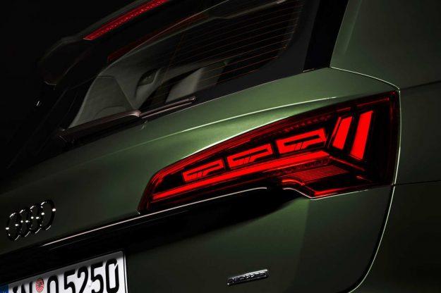 Audi Q5 [2020] – OLED