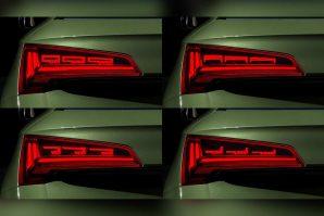 Audi primjenjuje OLED tehnologiju – komunikacija automobila s okolinom [Galerija i Video]