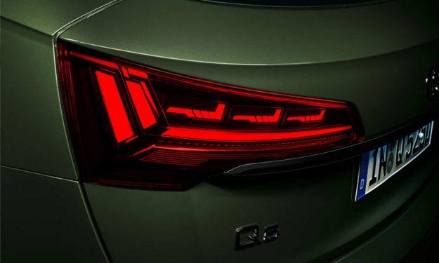 Audi Q5 – OLED