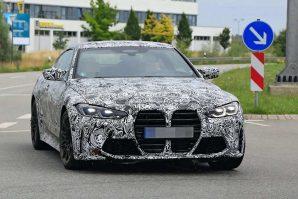 BMW M4 Coupe još uvijek pod kamuflažom
