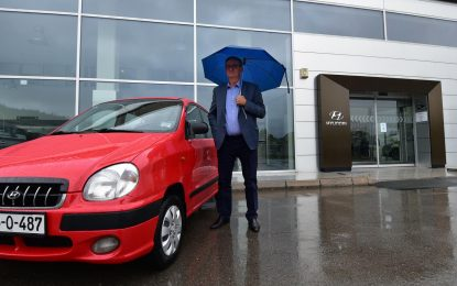 Erduan Jažić – čovjek s 12 Hyundaija
