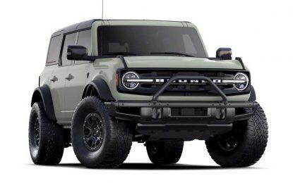 Ford Bronco First Edition razgrabljen u rekordnom roku