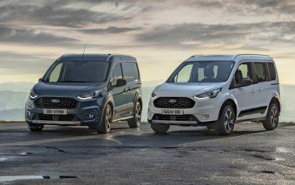 Ford Tourneo Connect Active i Transit Connect Active – novi stil za avanturiste [Galerija i Video]