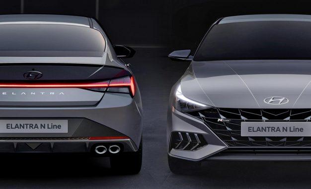 Hyundai Elantra N Line – objavljeni prvi renderi