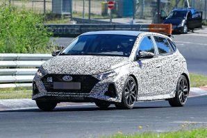 Hyundai i20 N još uvijek u razvojnoj fazi