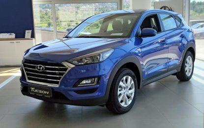 Hyundai Tucson vicešampion bh. tržišta novih automobila