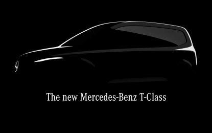 Nova Mercedes-Benz T-Klasa: Kompaktni gradski kombi za porodice, ljubitelje aktivnog odmora i posao