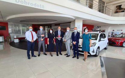 Toyota Ichiban 2020: Nagrađeni najbolji Toyotini partneri u Evropi zbog kvaliteta pružanja usluga i zadovoljstva korisnika