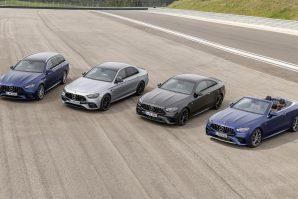 Otvorena knjiga narudžbi za obnovljenu seriju Mercedes-AMG E-Class