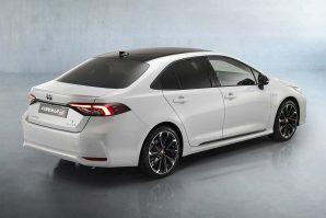 Toyota pokazala kako izgleda Corolla Sedan GR Sport [Galerija]