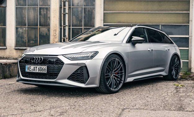 Dodatna poboljšanja za Abt Sportsline Audi RS6 Avant [Galerija]