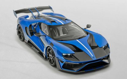 "Ford GT postao ""Le Mansory"" [Galerija i Video]"