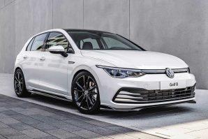 Oettinger pripremio aerodinamički paket za Volkswagen Golf 8 [Galerija]
